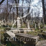 ZS136: Der Jüdische Friedhof Währing