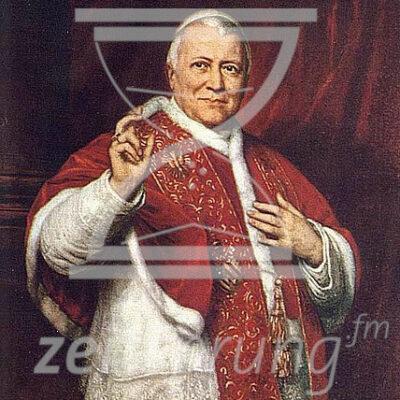 ZS165: Pius IX. und die kurzlebige Römische Republik von 1849