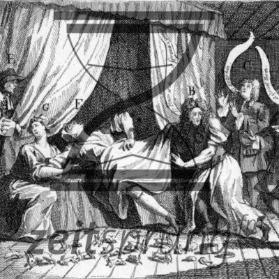 ZS167: Mary Toft und die Hasen