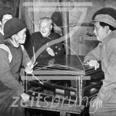 ZS169: Maos Großer Sprung und die chinesische Hungersnot von 1958–62