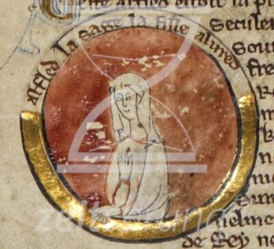 ZS191: Aethelfled - Warrior Queen of Mercia