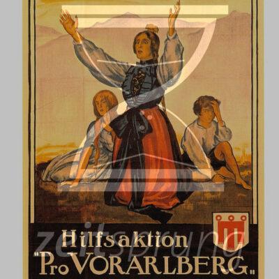 ZS193: Kanton Übrig – Wie Vorarlberg 1919 nicht der Schweiz beitrat