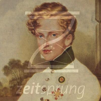 ZS216: Napoleon II. – Vom König von Rom zum Herzog von Reichstadt