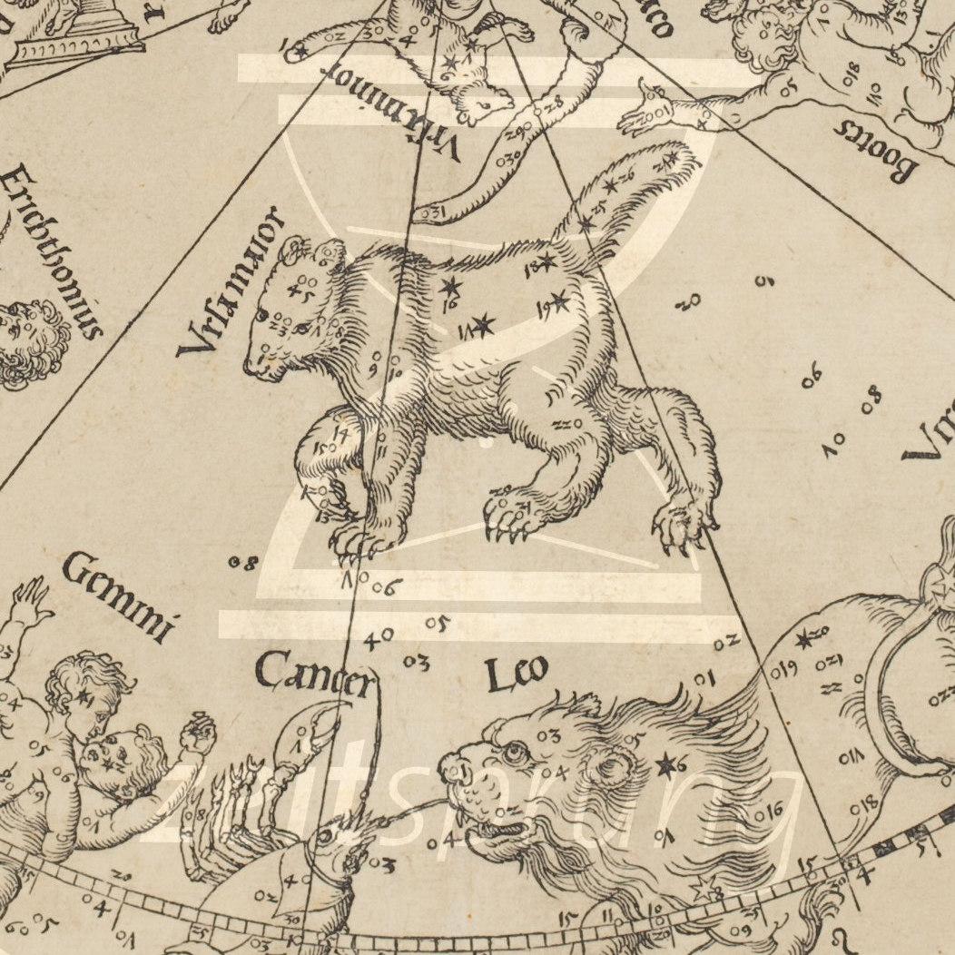 ZS212: Eine kleine Geschichte der Sternbilder