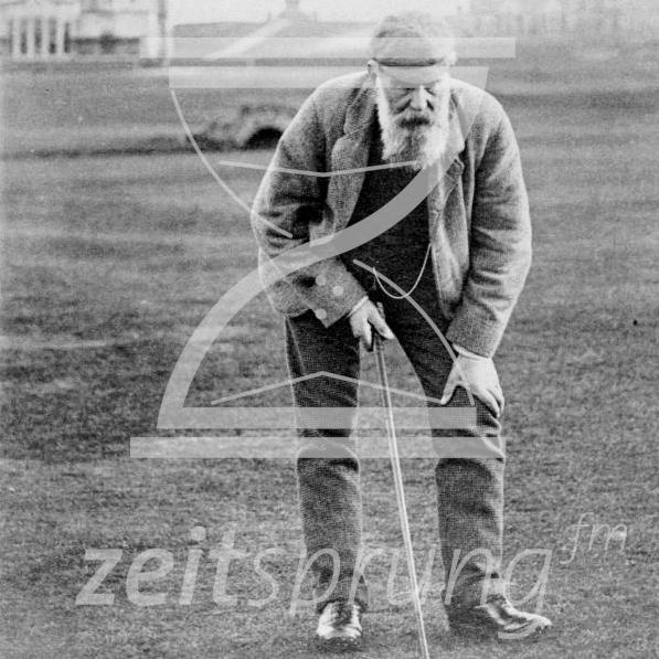 ZS213: Tom Morris und eine kleine Geschichte des Golfsports