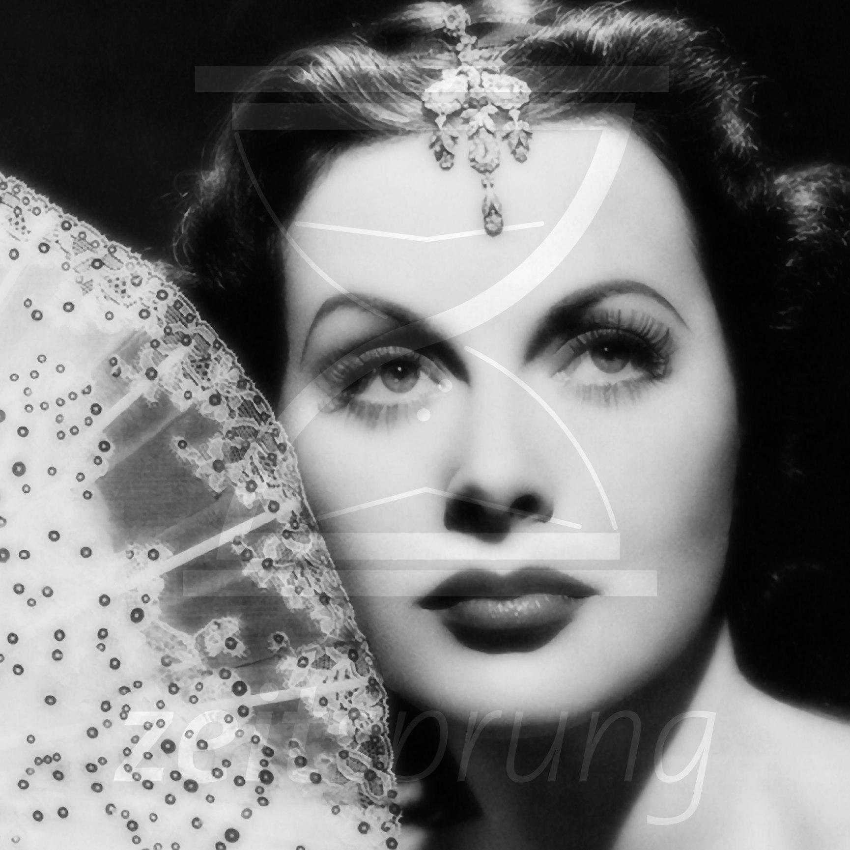 ZS214: Hedy Lamarr – Hollywoodstar und Erfinderin