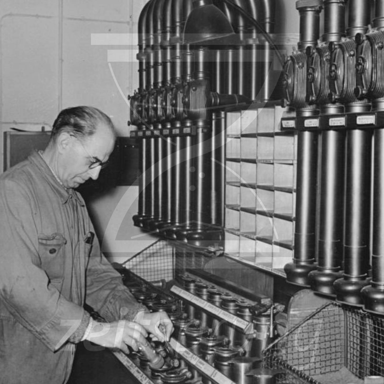 ZS220: Eine kurze Geschichte der Rohrpost