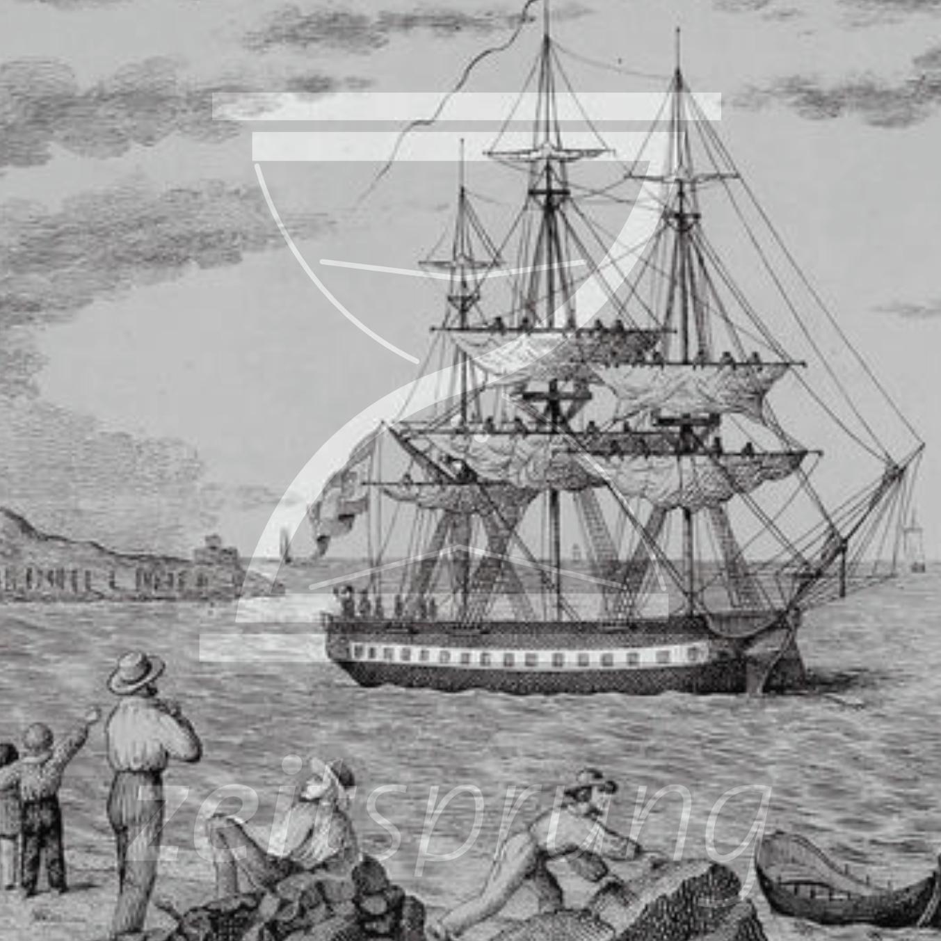 ZS224: Die Balmis-Expedition und eine kurze Geschichte der Pockenimpfung