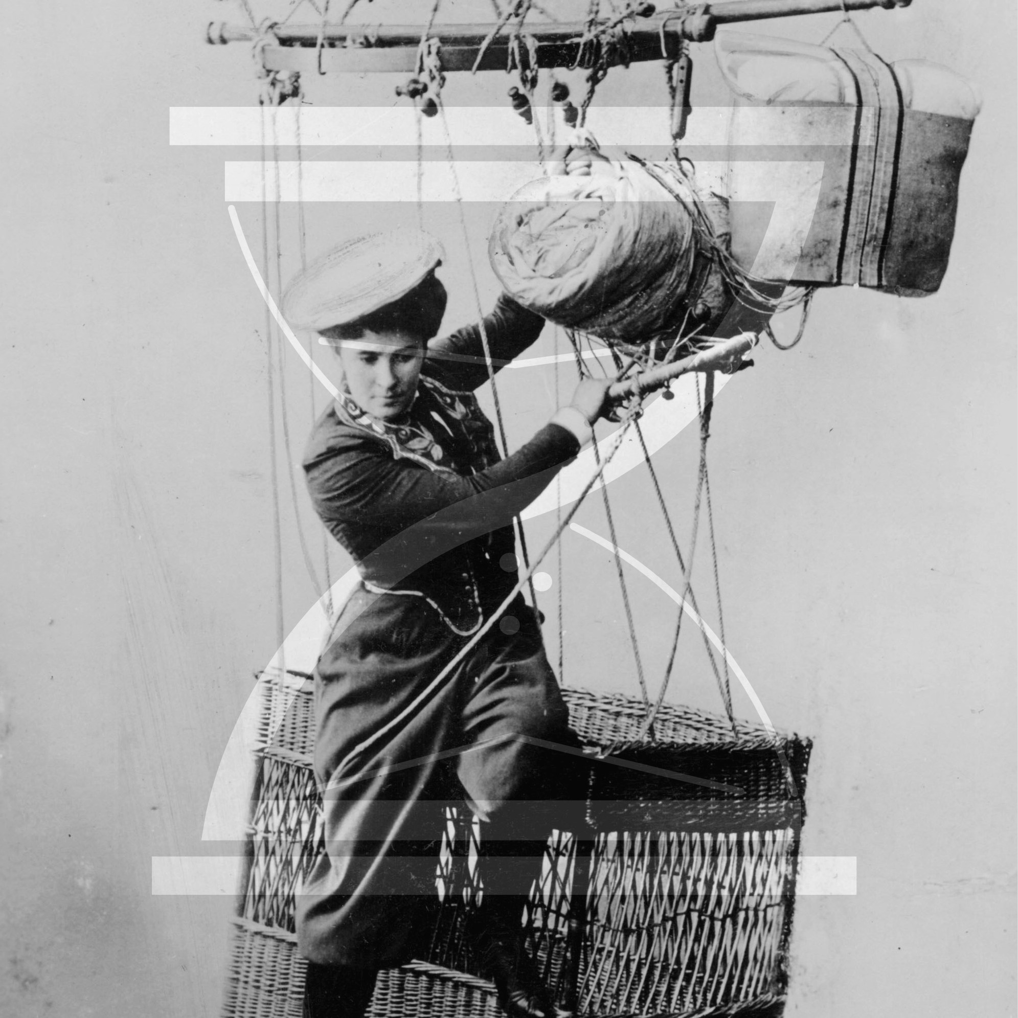 GAG287: Eine kurze Geschichte des Ballonfahrens und Fallschirmspringens